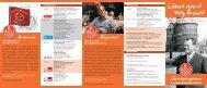Jahresprogramm - Lübeck feiert Willy Brandt