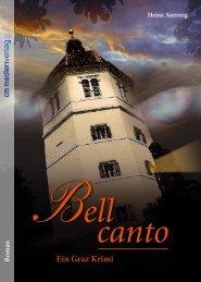 Leseprobe Bell Canto - CM Medienverlag