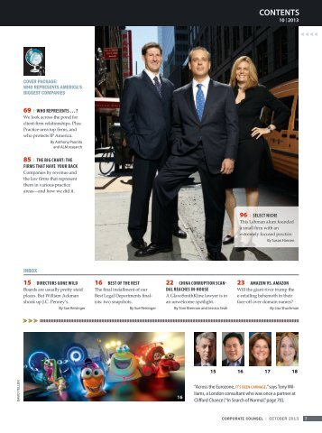 CONTENTS - American Business Media