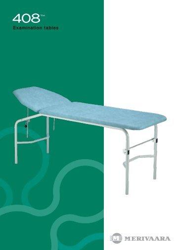 Examination tables - Merivaara