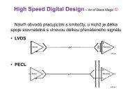 High Speed Digital Design – Art of Black Magic