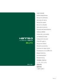 HSG 1223 - Hannspree
