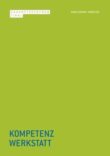 KOMPETENZ WERKSTATT - MEI-INFOECK.at