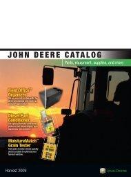 JOHN DEERE CATALOG - Ballweg Implement
