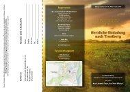 Herzliche Einladung nach Trostberg - IBL - Internationaler ...