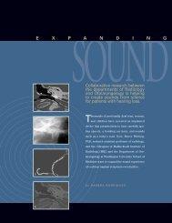 expanding sound (pdf*) - Mallinckrodt Institute of Radiology