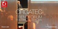 Programm Trendforum (PDF) - Orgatec