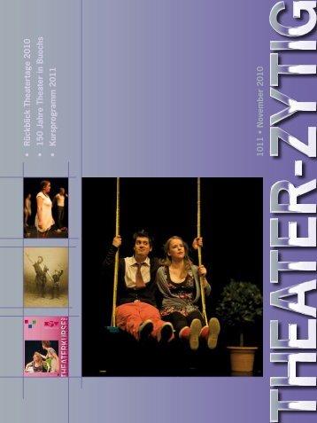 Ausgabe 1011.pdf - Theater-Zytig