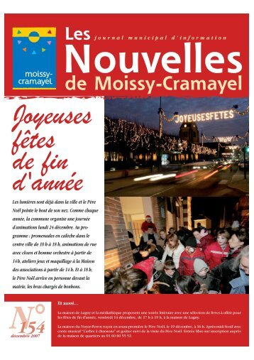 Nouvelles Moissy N°154 - Ville de Moissy-Cramayel