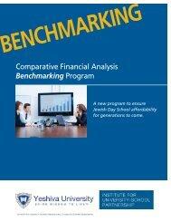 Benchmarking brochure - Institute for University-School Partnership