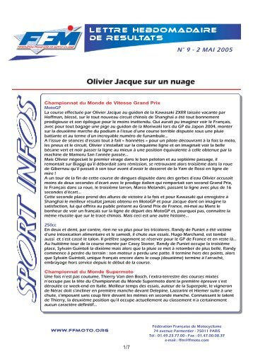 sport infos 9.qxp - Moto Station