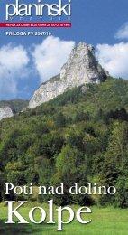 Loško steno - Planinski Vestnik