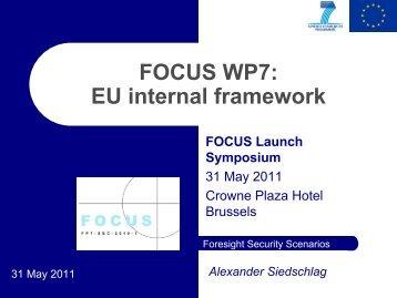 Folie 1 - European Security Conference Initiative