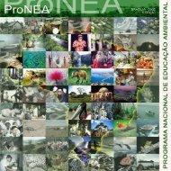 Programa Nacional de Educação Ambiental - Ministério do Meio ...