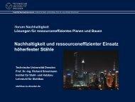 Richard Stroetmann Nachhaltigkeit und ressourceneffizienter ...