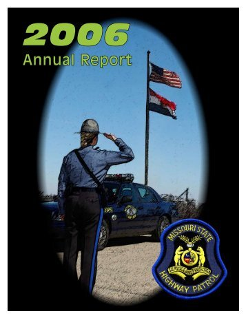 Annual Report - State Highway Patrol