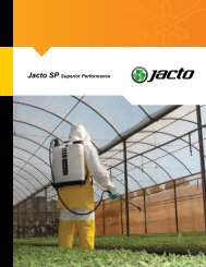 Jacto Backpack Spray.. - Edney Distributing Co. Inc.
