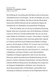 Neuen Zeitung - BauNetz