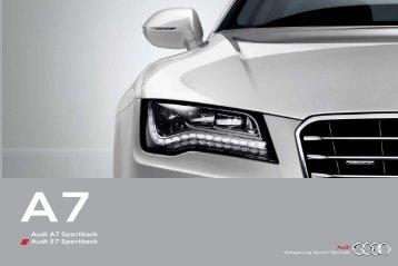 Katalog laden (6.7 MB) - Audi