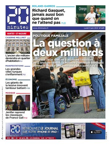 La question à deux milliards - 20minutes.fr