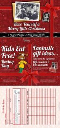Download LF Xmas Scotland - Frankie and Bennys