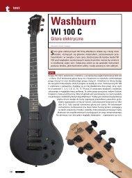 Washburn Wi100 C - Music Info