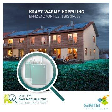 Kraft-Wärme-Kopplung - Sächsische Energieagentur