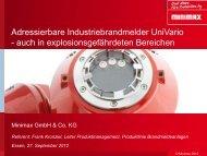 UniVario Standard - Security-Forum