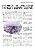 Spatenstichfeier für das Gemeindezentrum Eggendorf - Seite 4