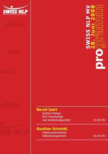 10 jähriges Jubiläum des Verbandes - Swiss NLP