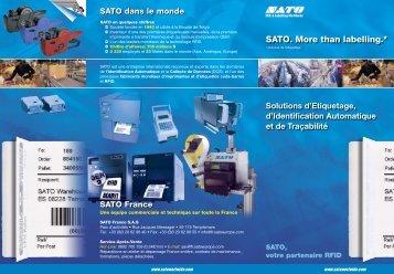 SATO France - Sato Europe
