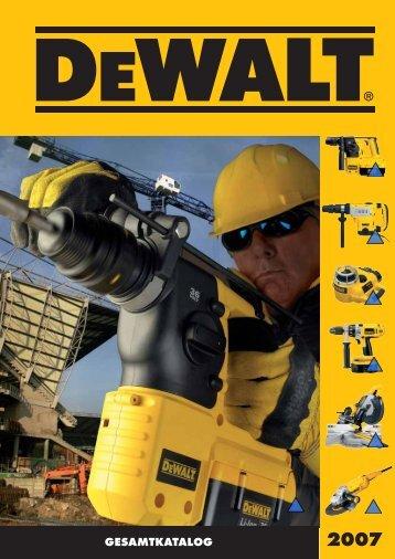 DeWalt-Katalog - BauKreis GmbH & Co. KG