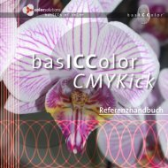 Referenzhandbuch - basICColor