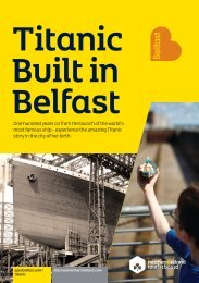 Titanic Built in Belfast - Discover Northern Ireland