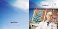 2008 Annual Cancer Registry Report - The Nebraska Medical Center
