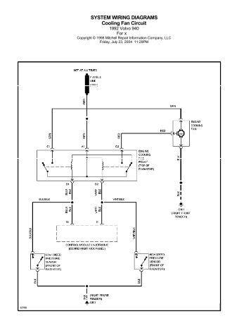 Volvo 940 1993 Repair Manual