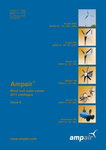 Ampair catalogue - NextBoat