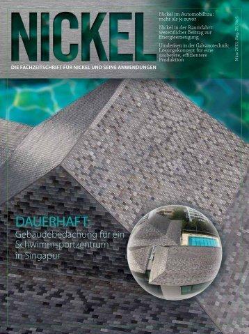 DAUERHAFT: - Nickel Institute