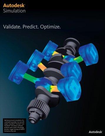 Autodesk Simulation Product Brochure - Ad-Tech Inc