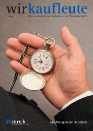 Age-Management im Betrieb - Amt für Wirtschaft und Arbeit