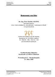 herunterladen: pdf ca. 640 kB - Ingenieurbüro Dr. Knödel
