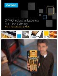 DYMO Industrial Labeling Full-Line Catalog