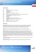 Auswertung der Solar-Aktion 2010 des Landes OÖ - Klimarettung - Seite 3