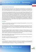 Auswertung der Solar-Aktion 2010 des Landes OÖ - Klimarettung - Seite 5