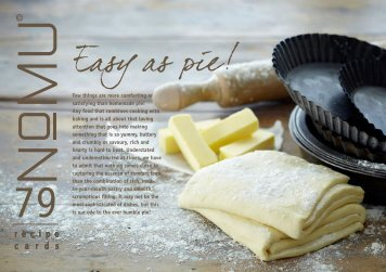 NoMU Recipe Cards Vol79 Easy as Pie, May [894 KB]