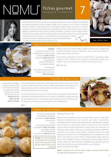 NoMU_Finchas_Gourmet_ToMo7, September [960 KB]
