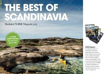 Mediakit NORR Magazin 2013
