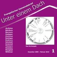 UED-2010-01.pdf, Seiten 1-24 - Kirche Börßum