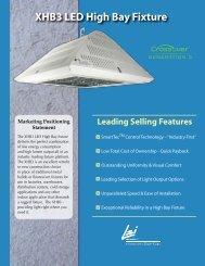 XHB3 LED High Bay Fixture - LSI Industries Inc.