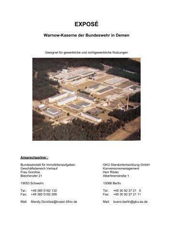 Zur Standortdokumentation - GKU Standortentwicklung GmbH